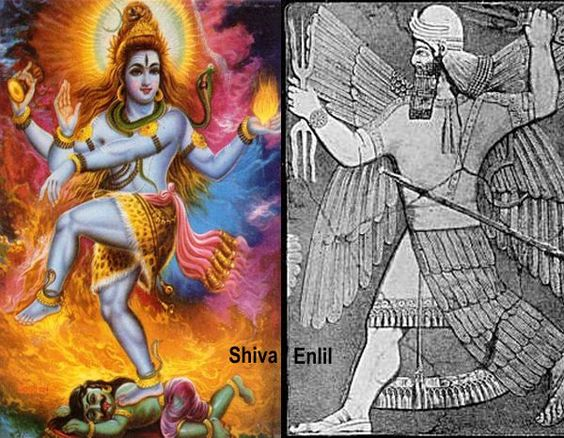 Were the Anunnaki alien race, the same hindu gods???, page 1