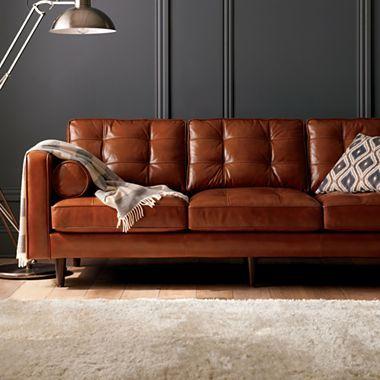 Mua sofa da thật tphcm cho phòng khách ngọt ngào