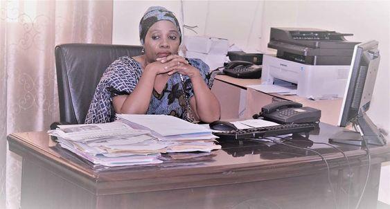 La secrétaire générale du ministère de la santé Maissara Adam vient d'être suspendue