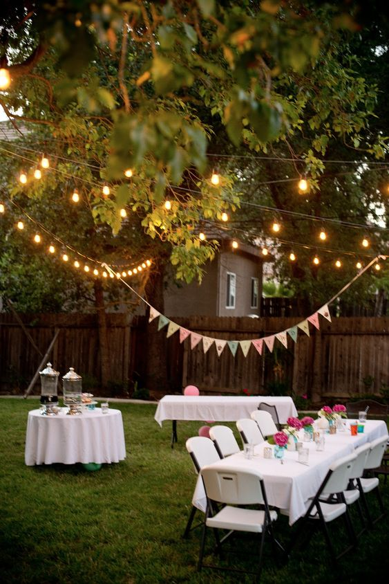 It Looks So Inviting Backyard Party Google Search