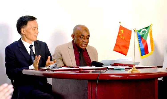 47 millions de francs comoriens pour la réalisation de la route Nyumashuwa-Wanani