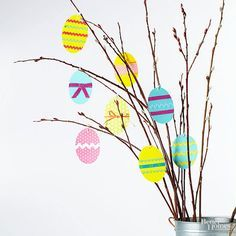 kid easter centerpiece - Google Search
