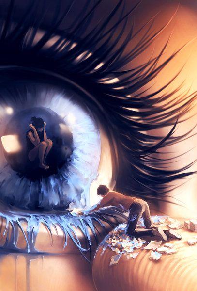 Show me love by AquaSixio (print image)