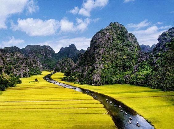 Ninh Binh Vietnam travel guide