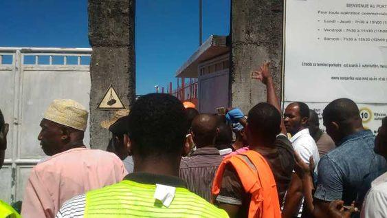 Sécurité portuaire: Les mouvements d'entrée limités au port de Moroni