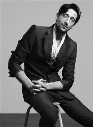 Adrian Brody he is just such a nice looking man- Classic
