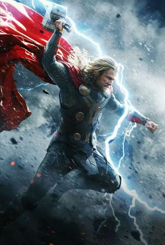 Thor Dark World .... A little less funny and charming than the last installment, but still enjoyable thanks to Chris Hemsworth, Natalie Portman, and the invaluable Kat Dennings. Certainly worth seeing if you're already on board the Marvel train and a good bridge to future movies.