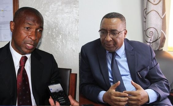 Quand spontanément, Me MZIMBA et l'ancien vice-président DJAAFAR, deviennent des patriotes