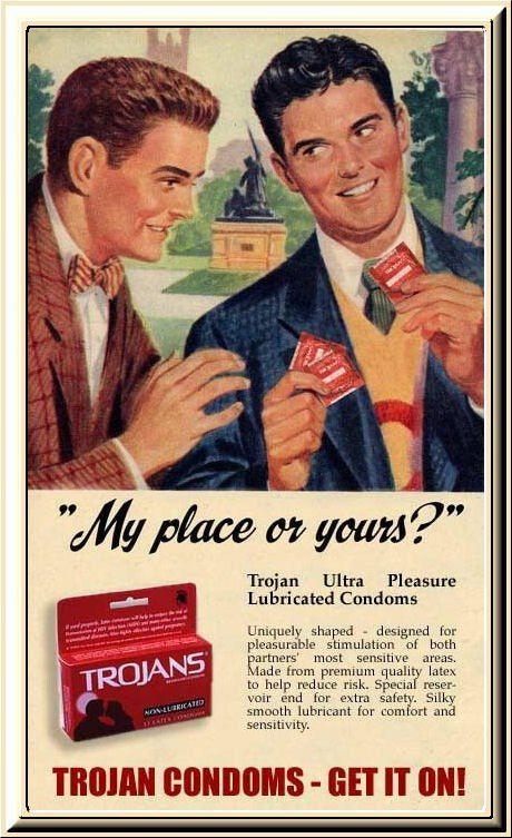 My Place or Yours?- Trojan ad