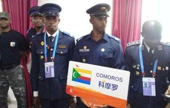 Concours mondiale de tireurs d'élite: les Comores ont battu la Russie, la France et le Brésil