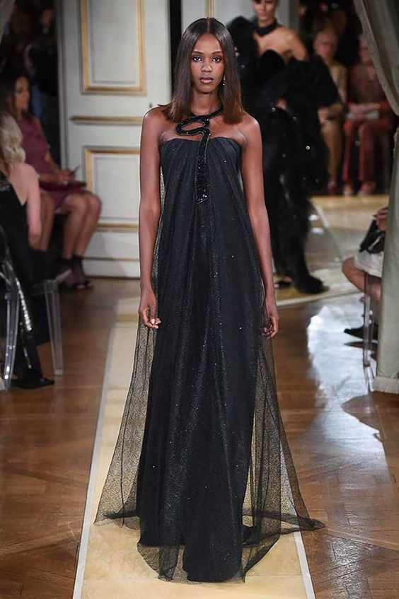 Armani Prive & Valentino Couture , Fall – Winter 2018, Georgia Papadon | Classy and fabulous way of living