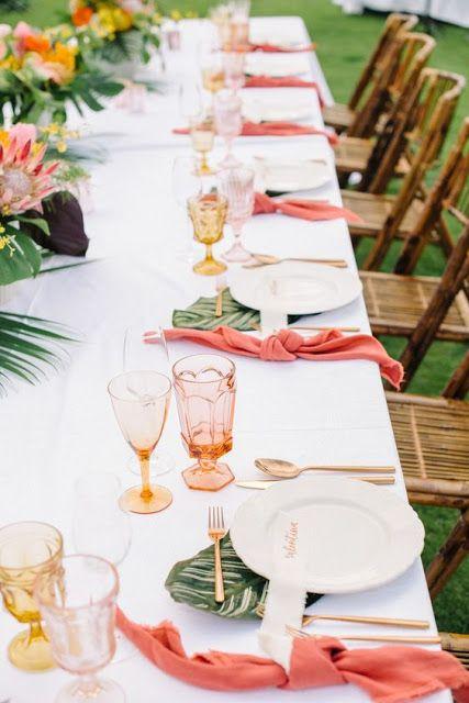 Matrimonio Party Style: COLORE PANTONE 2019: LIVING CORAL