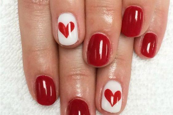 11 trendy spunti di San valentino per decorare le tue unghie