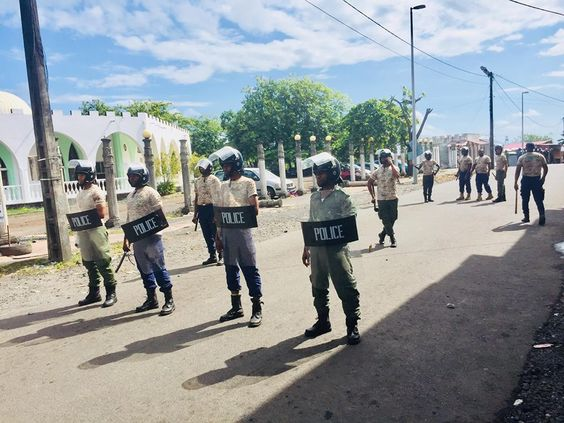 Affaire Mamadou: Opération de nettoyage à la police