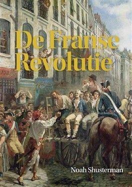#boekperweek 128/53 Recensie: De Franse Revolutie - Noah Shusterman