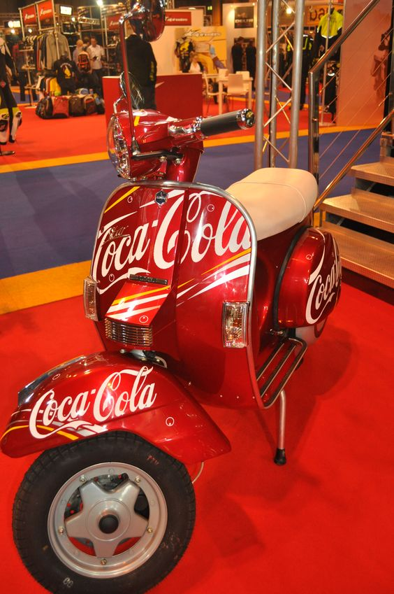 コカ・コーラスクーター