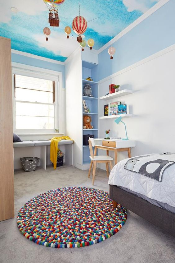 fa429c10b The Block 2018: 48 Hour Challenge. Courtney and Hans' Kid's Bedroom.