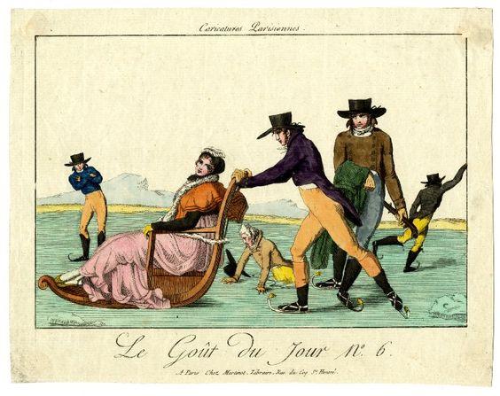 marinni | Парижская жизнь конца 18-начала 19 века. Продолжение