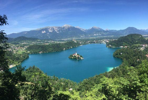 Mala Osojnica, Блед, Словенія