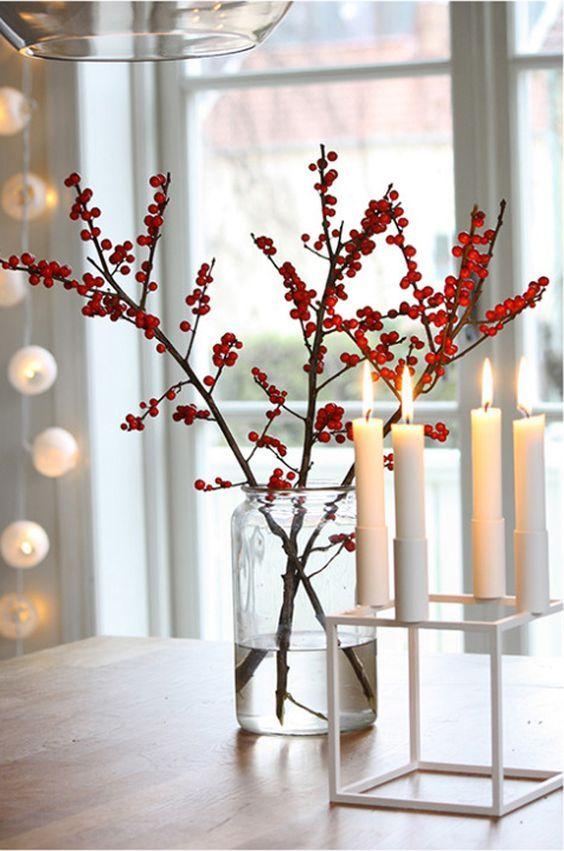 Decorazioni di Natale minimal chic - BLOG ARREDAMENTO