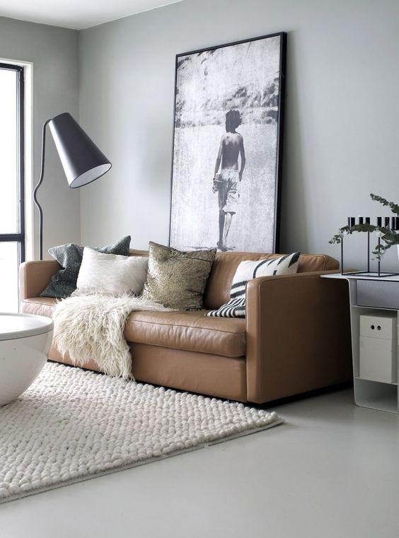 Những tiêu chí lựa chọn sofa cho phòng khách đẹp khi mua sofa da ở đâu