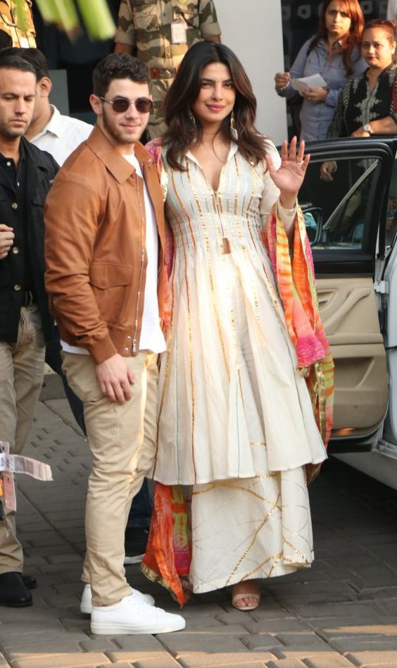 Nozze Priyanka Chopra e Nick Jonas: gli abiti da sposa e le feste - Foto iO Donna