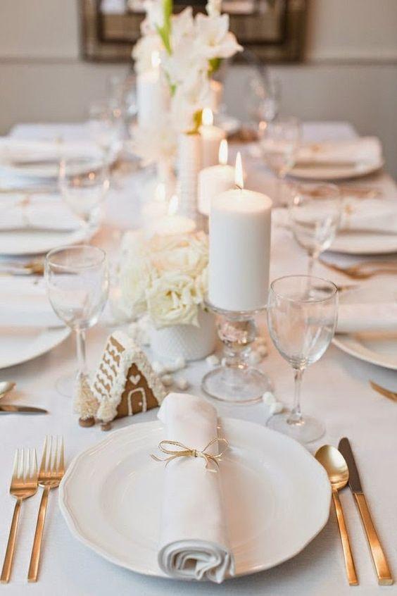 The Frufru: Ideas for the Christmas table