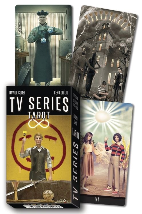 #TV Series #Tarot, by Lo Scarabeo