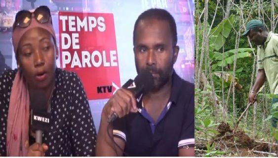 """""""Le manioc anjouanais agresse la terre mahoraise et provoque de l'érosion """""""