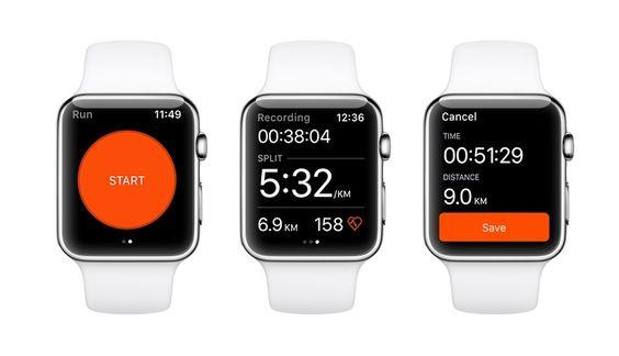Strava Lansează Suport Complet pentru GPS-ul din Apple Watch Series 2