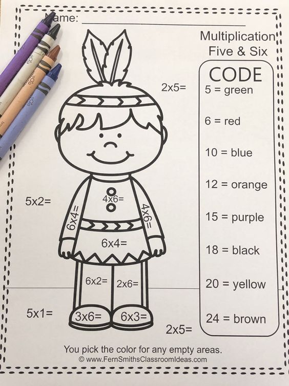 Your students will adore these Thanksgiving Color Your Answer worksheets while learning and reviewing important skills at the same time! You will love the no prep, print and go ease of these printables. As always, answer keys are included. TEN Thanksgiving Fun Color Your Answers Worksheets for Multiplication and Division Thanksgiving Fun.
