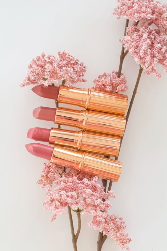 Four Charlotte Tilbury Lipsticks To Try