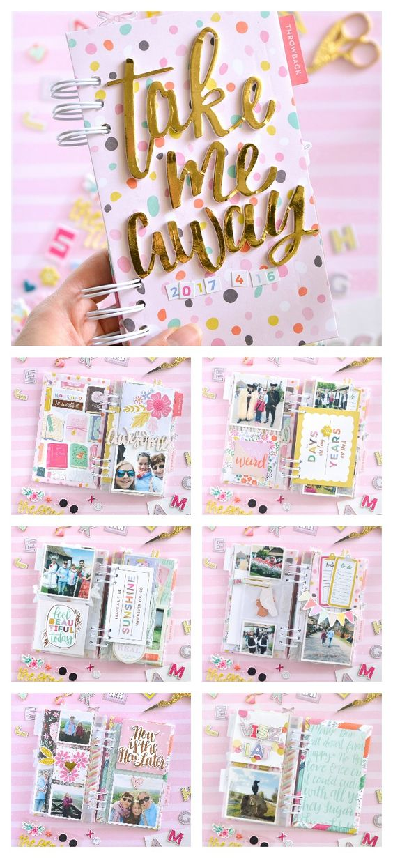 DIY photo book Year in review - 18 Sweet DIY gift ideas for him - TodayWeDate.com