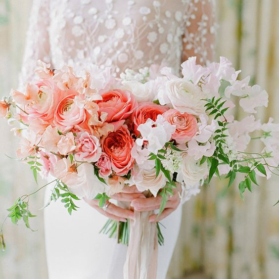 Image result for living coral wedding