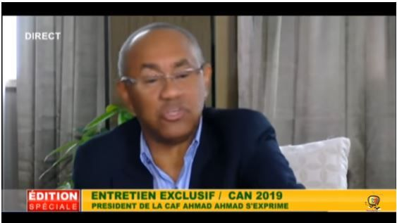 La CAF donne une seconde chance au Cameroun: il organisera la CAN 2021