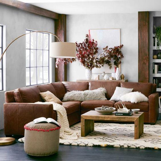 Nơi bán sofa da thật tphcm- những mẫu sofa đẳng cấp