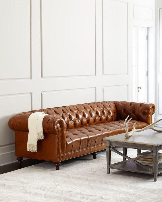 Mua ghế sofa da thật ở đâu đẳng cấp cùng sofa da nhập khẩu