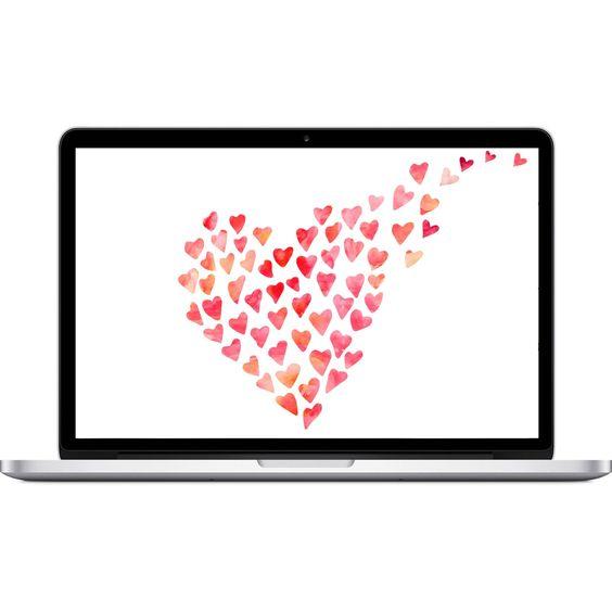 via oraneboucher.com, free download, free desktop wallpaper, dress your tech, designlovefest, freebie, graphic design, valentine's day wallpaper