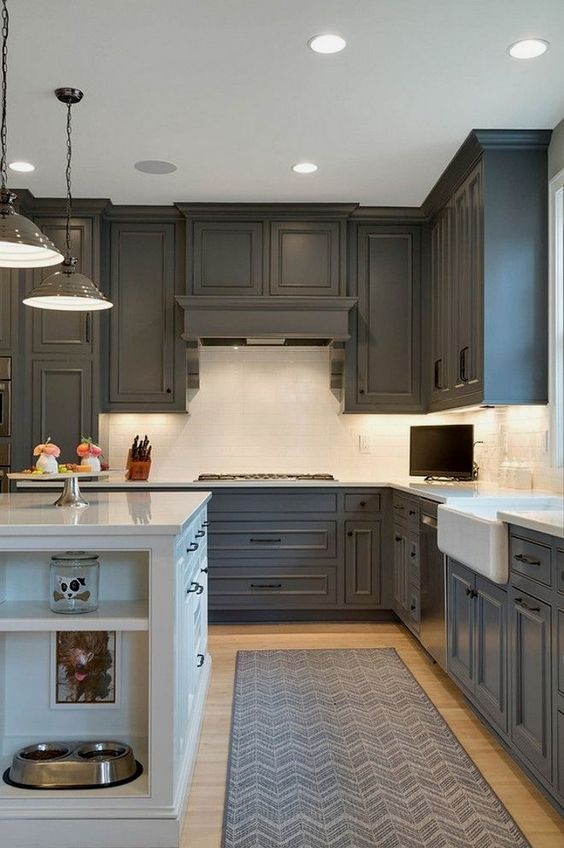 Painted Kitchen Cabinet Ideas Before And After and Pics of Painting Kitchen Cabinet Doors. Tip # 66929873