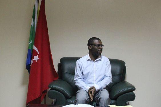 Salami affirme être à Anjouan et invite à toute personne qui lui cherche de lui trouver chez lui