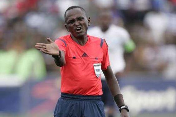 Ahmad sait choisir ses mercenaires: un arbitre déjà sanctionné officiera le match  Maroc - Comores