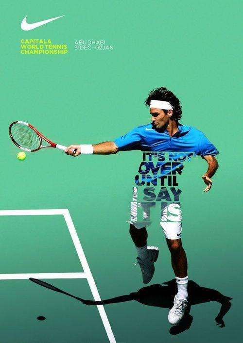 NIKEテニス