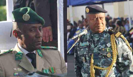Armée nationale de développement: Le commandant Ramadane à la tête de la gendarmerie