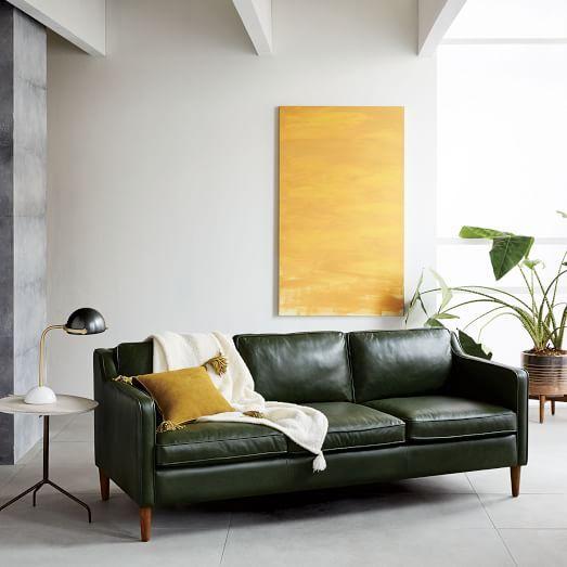 Chọn nơi bán sofa da thật tphcm cùng phong thủy phòng khách