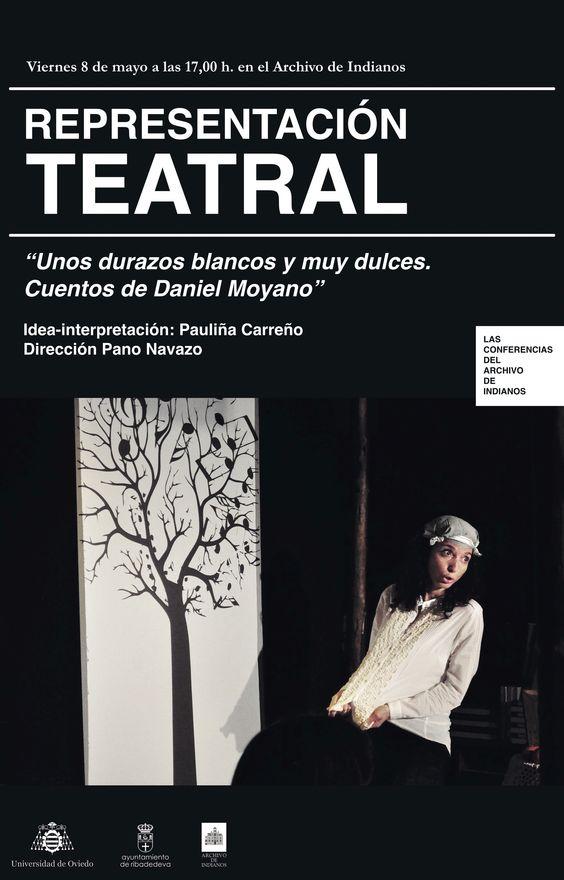 Representación Teatral Paulina Carreño. 8.5.2015