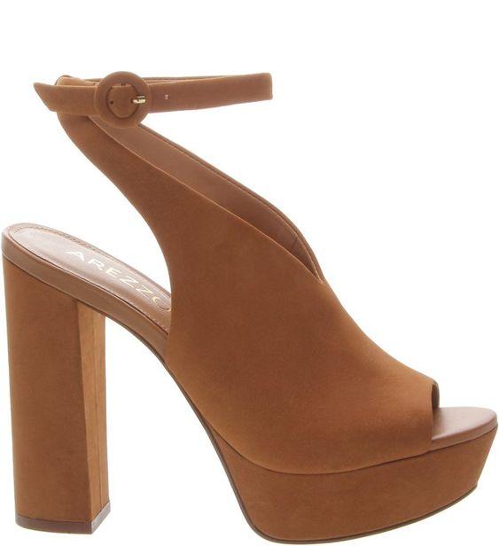 Sandal Boot Nobuck Meia Pata Tornozeleira Castor