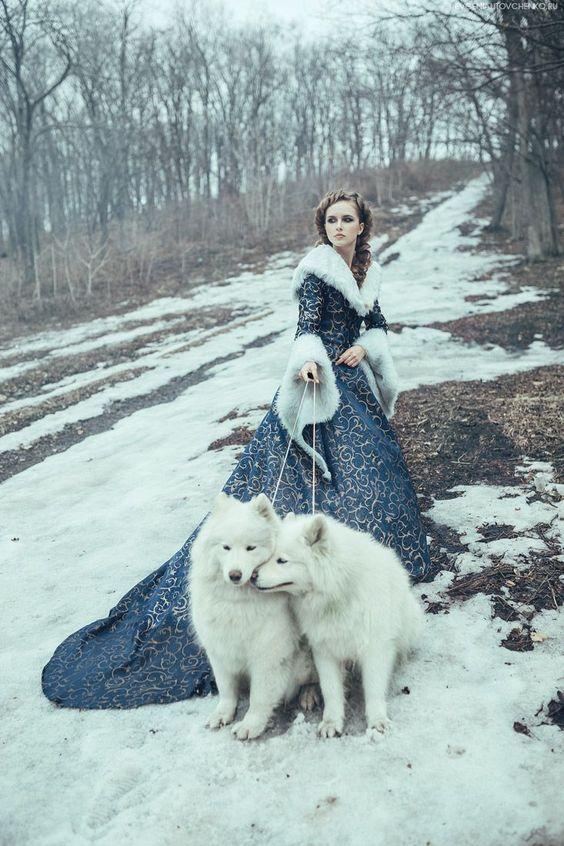 35PHOTO - Литовченко Евгения - Зима, уходи!