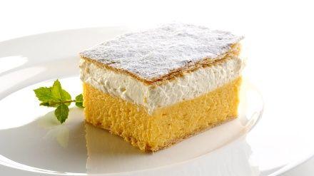 Торт Кремшнита, Блед, Словенія