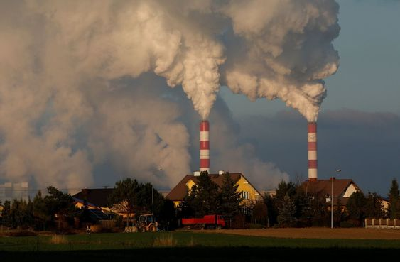 'We are in trouble.' Global carbon emissions reached a new record high in 2018. - As nations assemble in Poland for climate talks, the figures suggest there is no clear end in sight to the growth of humanity's contribution to climate change. #ClimateChange #Armageddon