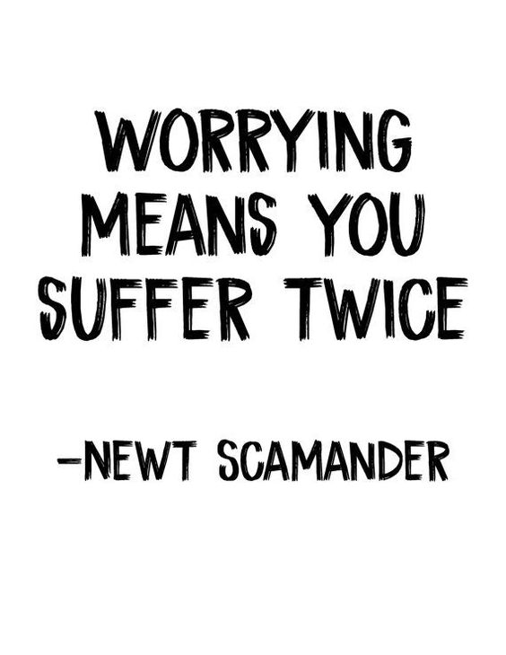 burst your worry with action  -35 motivational quotes to SLAY your goals - OurMindfulLife.com